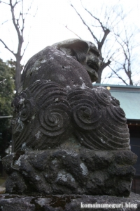 美女木八幡神社(戸田市美女木)59