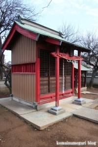 沖天神社(戸田市美女木)5