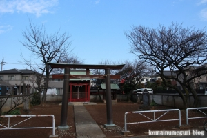 沖天神社(戸田市美女木)1