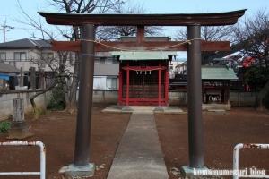 沖天神社(戸田市美女木)2