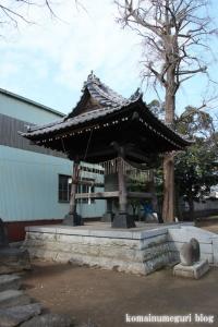 笹目神社(戸田市笹目)8
