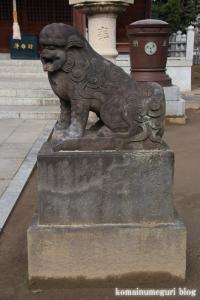 笹目神社(戸田市笹目)20