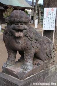 笹目神社(戸田市笹目)21