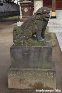 笹目神社(戸田市笹目)24