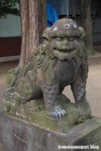 笹目神社(戸田市笹目)25