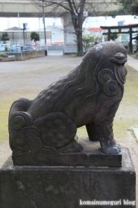 笹目神社(戸田市笹目)22