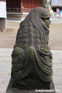 笹目神社(戸田市笹目)27