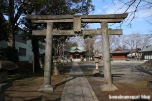 笹目神社(戸田市笹目)3