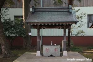 笹目神社(戸田市笹目)6