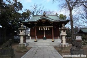 笹目神社(戸田市笹目)11