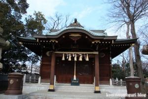 笹目神社(戸田市笹目)12