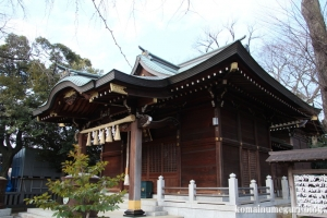 笹目神社(戸田市笹目)13