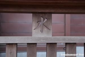 笹目神社(戸田市笹目)15