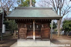 笹目神社(戸田市笹目)16