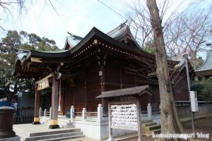 笹目神社(戸田市笹目)18