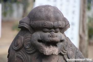 笹目神社(戸田市笹目)29