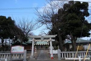 新曽氷川神社(戸田市氷川町)1