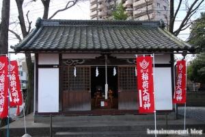 新曽氷川神社(戸田市氷川町)13