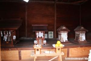 新曽氷川神社(戸田市氷川町)15