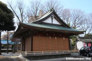 新曽氷川神社(戸田市氷川町)18