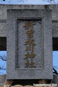 新曽氷川神社(戸田市氷川町)3