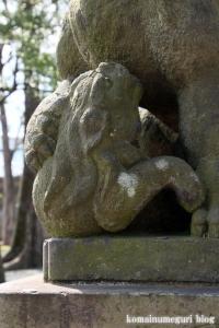 新曽氷川神社(戸田市氷川町)29