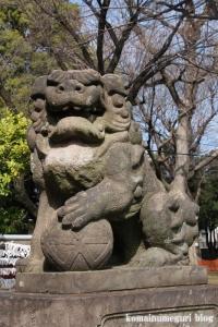 新曽氷川神社(戸田市氷川町)20