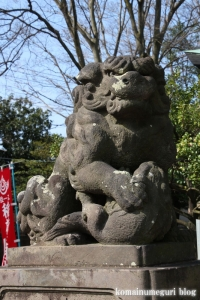 新曽氷川神社(戸田市氷川町)24