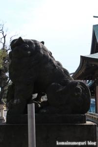 新曽氷川神社(戸田市氷川町)25