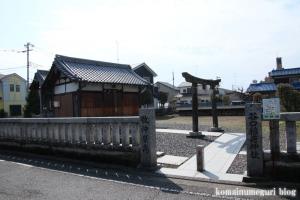 谷口稲荷神社(戸田市笹目)1