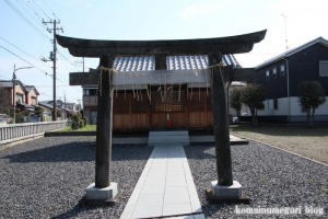 谷口稲荷神社(戸田市笹目)3