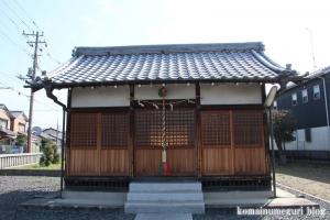谷口稲荷神社(戸田市笹目)7