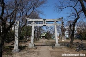 春日神社(蕨市錦町)1