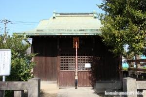春日神社(蕨市錦町)7