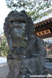 和樂備神社(蕨市中央)8