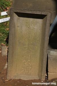 上戸田氷川神社(戸田市上戸田)45