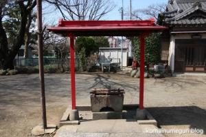 上戸田氷川神社(戸田市上戸田)8