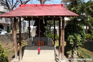 上戸田氷川神社(戸田市上戸田)16