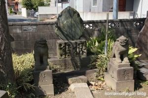 上戸田氷川神社(戸田市上戸田)19