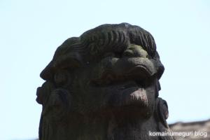 上戸田氷川神社(戸田市上戸田)29