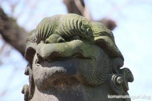 上戸田氷川神社(戸田市上戸田)31