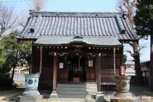 下戸田氷川神社(戸田市中央)7