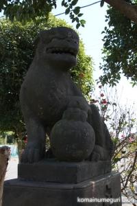 下戸田氷川神社(戸田市中央)17