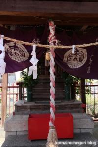 三和稲荷神社(蕨市南町)9