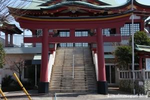 横曽根神社(川口市南町)2