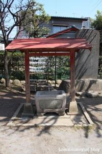 氷川神社(川口市飯塚)2