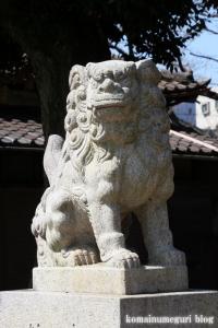 氷川神社(川口市飯塚)5