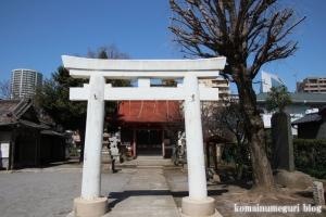 氷川神社(川口市飯塚)1