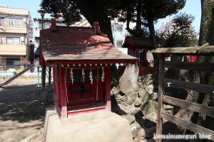 氷川神社(川口市飯塚)11