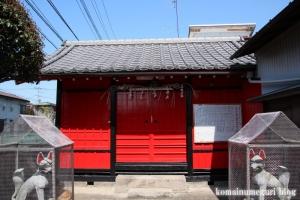 和泉稲荷神社(川口市西川口)6